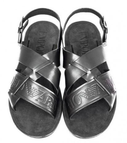 Сандалии мужские Emporio Armani X4P061-XL271-K001 цена обуви, 2017