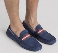 Мокасины мужские Emporio Armani X4B125-XL748-C114 модная обувь, 2017