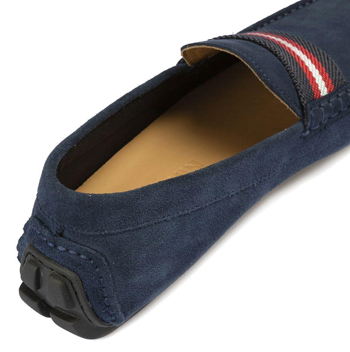 Мокасины мужские Emporio Armani X4B125-XL748-C114 брендовая обувь, 2017
