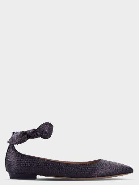 Купить Балетки женские Emporio Armani WOMAN BALLET FLAT 5R1, Черный