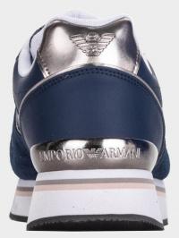 Кросівки  жіночі Emporio Armani SNEAKER X3X046-XL860-N885 розмірна сітка взуття, 2017