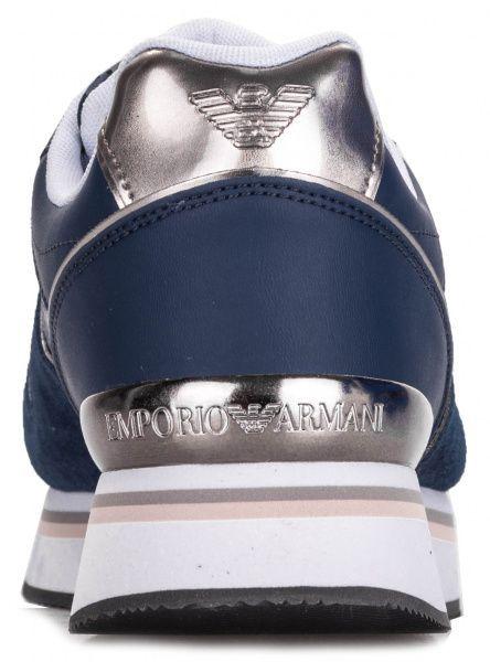 Кросівки  жіночі Emporio Armani SNEAKER X3X046-XL860-N885 примірка, 2017