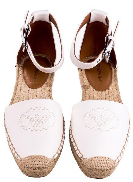 Сандалии женские Emporio Armani 5R118 купить обувь, 2017