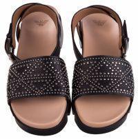 Босоножки женские Emporio Armani 5R122 брендовая обувь, 2017