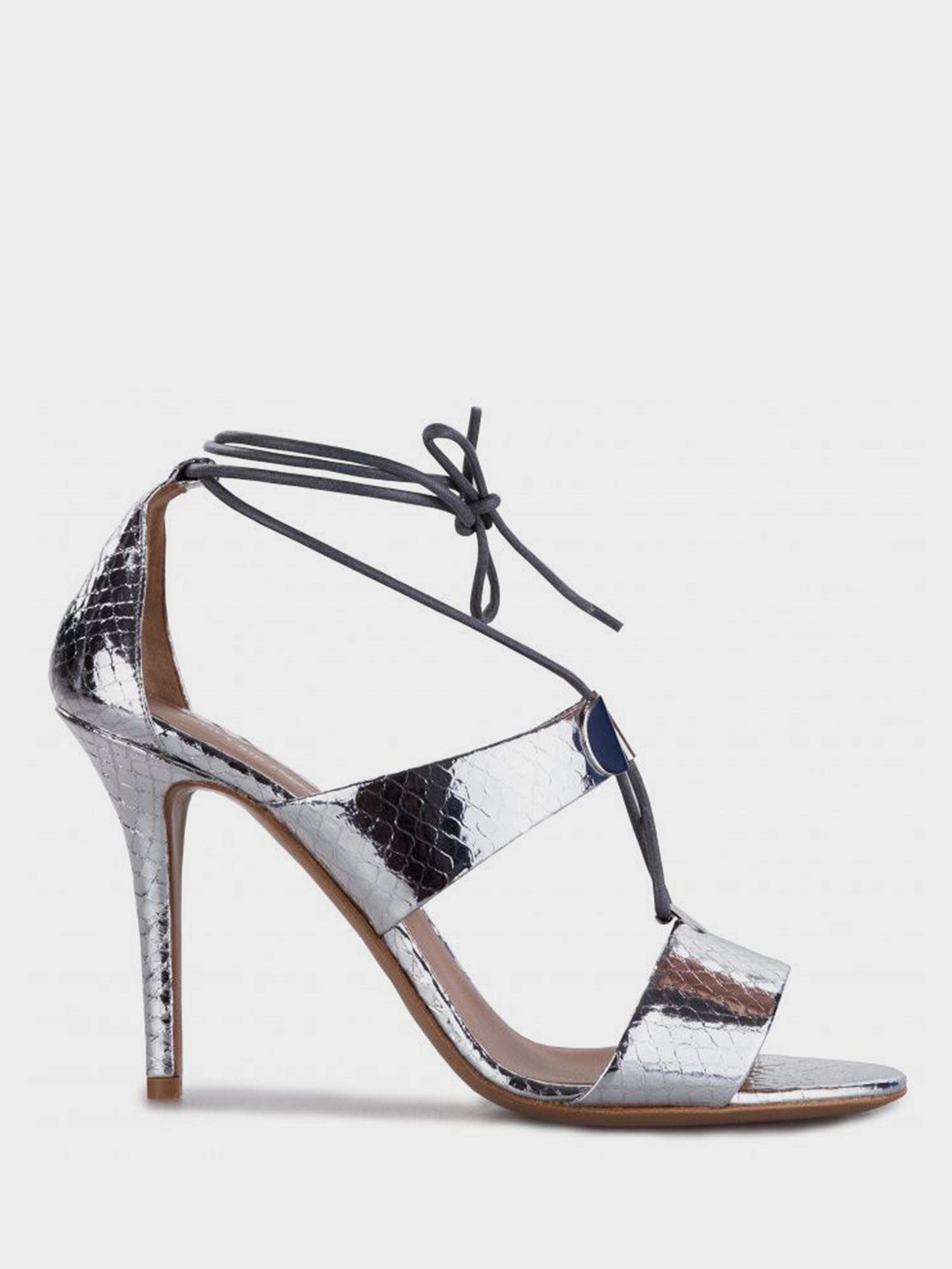 Босоножки женские Emporio Armani 5R124 модная обувь, 2017