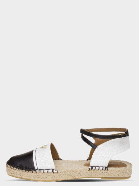 Босоножки для женщин Emporio Armani WOMAN ESPADRILLAS 5R13 размерная сетка обуви, 2017