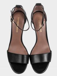 Босоніжки  жіночі Emporio Armani X3P698-XF341-00002 брендове взуття, 2017