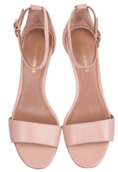 Босоніжки  жіночі Emporio Armani X3P698-XF341-00124 брендове взуття, 2017