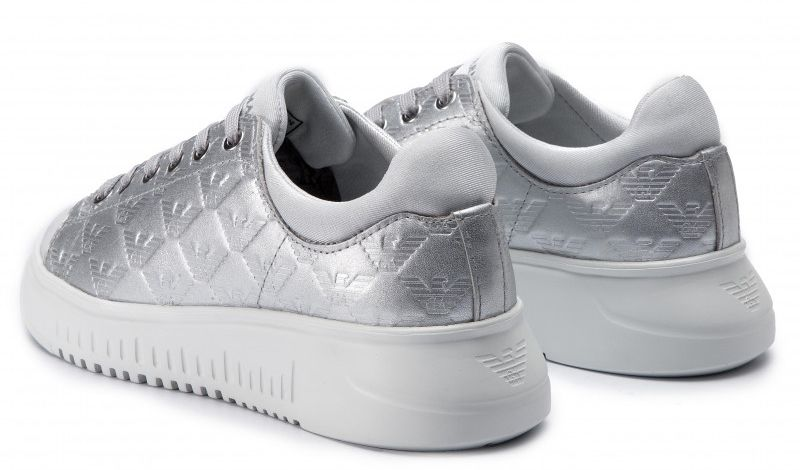 Кроссовки женские Emporio Armani 5R136 размеры обуви, 2017