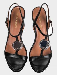 Босоніжки  жіночі Emporio Armani X3U067-XF341-00002 модне взуття, 2017