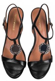 Босоніжки  жіночі Emporio Armani X3U067-XF341-00002 розмірна сітка взуття, 2017