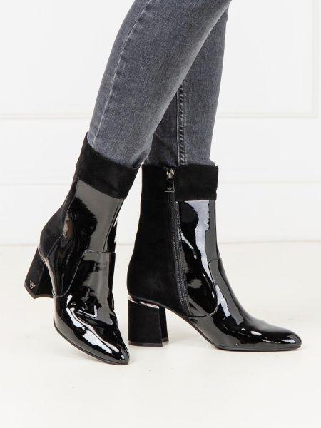 Ботинки женские Emporio Armani 5R149 купить обувь, 2017