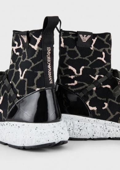 Кросівки для міста Emporio Armani модель X3Z018-XM095-R559 — фото 4 - INTERTOP