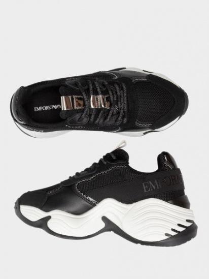 Кросівки для міста Emporio Armani модель X3X088-XM059-R540 — фото 3 - INTERTOP