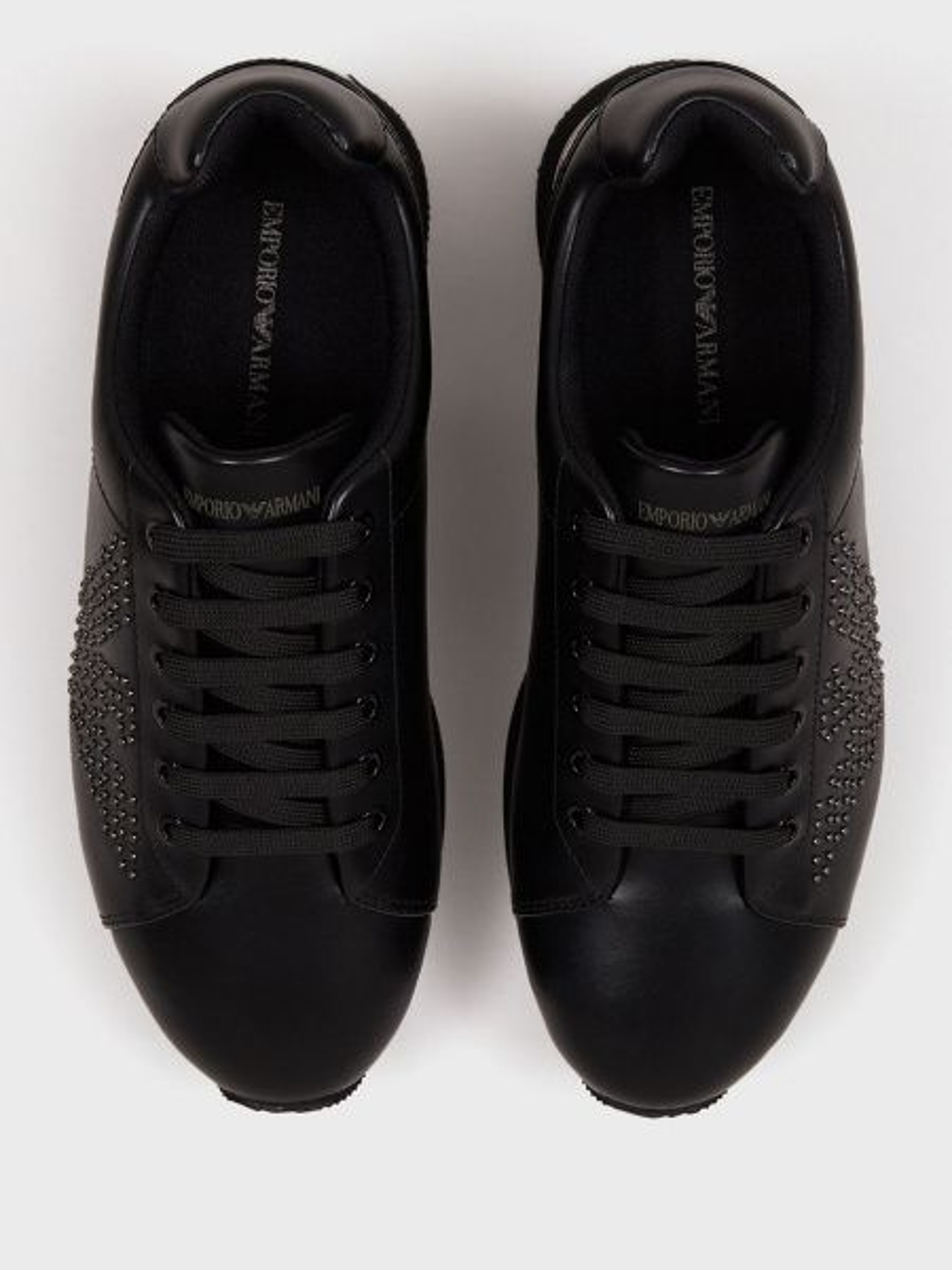 Кроссовки женские Emporio Armani 5R160 купить обувь, 2017