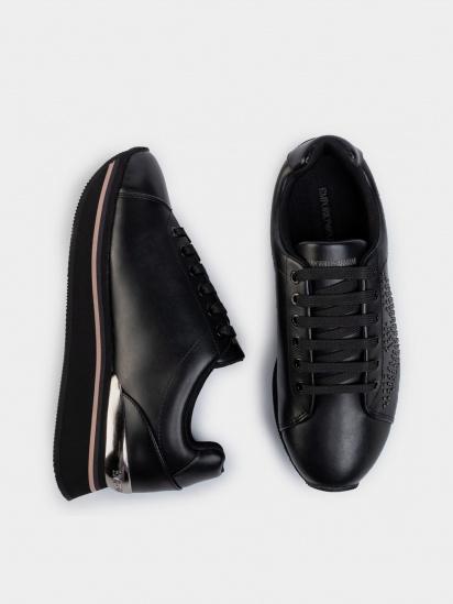 Кроссовки женские Emporio Armani 5R160 брендовая обувь, 2017