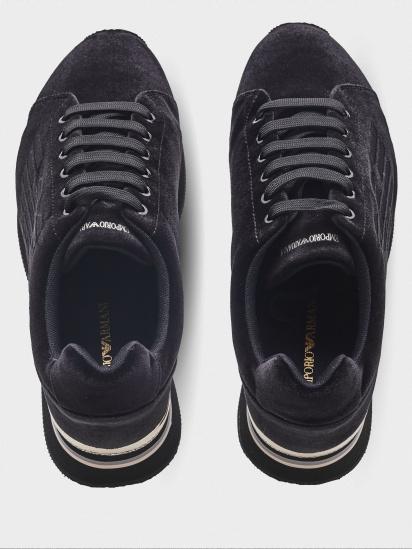 Кроссовки женские Emporio Armani 5R161 брендовая обувь, 2017
