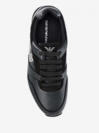 Кросівки для міста Emporio Armani модель X3X046-XM063-A083 — фото 4 - INTERTOP