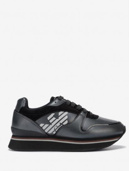 Кросівки для міста Emporio Armani модель X3X046-XM063-A083 — фото - INTERTOP