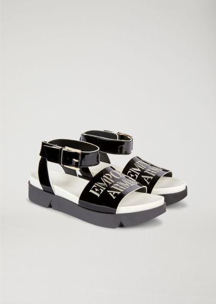 Сандалии для женщин Emporio Armani WOMAN SANDAL 5R17 брендовая обувь, 2017