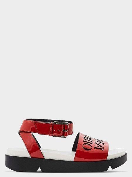 Сандалии для женщин Emporio Armani WOMAN SANDAL 5R18 цена обуви, 2017