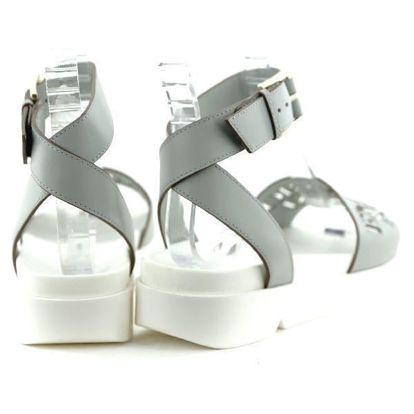 Сандалии для женщин Emporio Armani WOMAN SANDAL 5R19 брендовая обувь, 2017