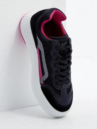 Кросівки для міста Emporio Armani модель X3X118-XM514-N119 — фото 5 - INTERTOP
