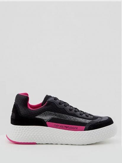 Кросівки для міста Emporio Armani модель X3X118-XM514-N119 — фото - INTERTOP