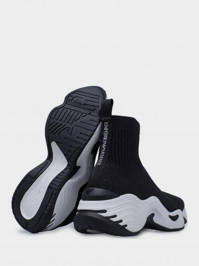 Кросівки для міста Emporio Armani модель X3Z034-XD193-00184 — фото 3 - INTERTOP