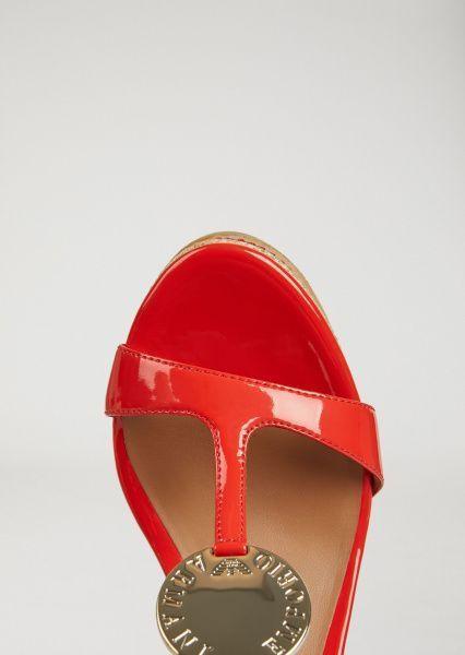 Босоножки для женщин Emporio Armani WOMAN SANDAL 5R24 брендовая обувь, 2017