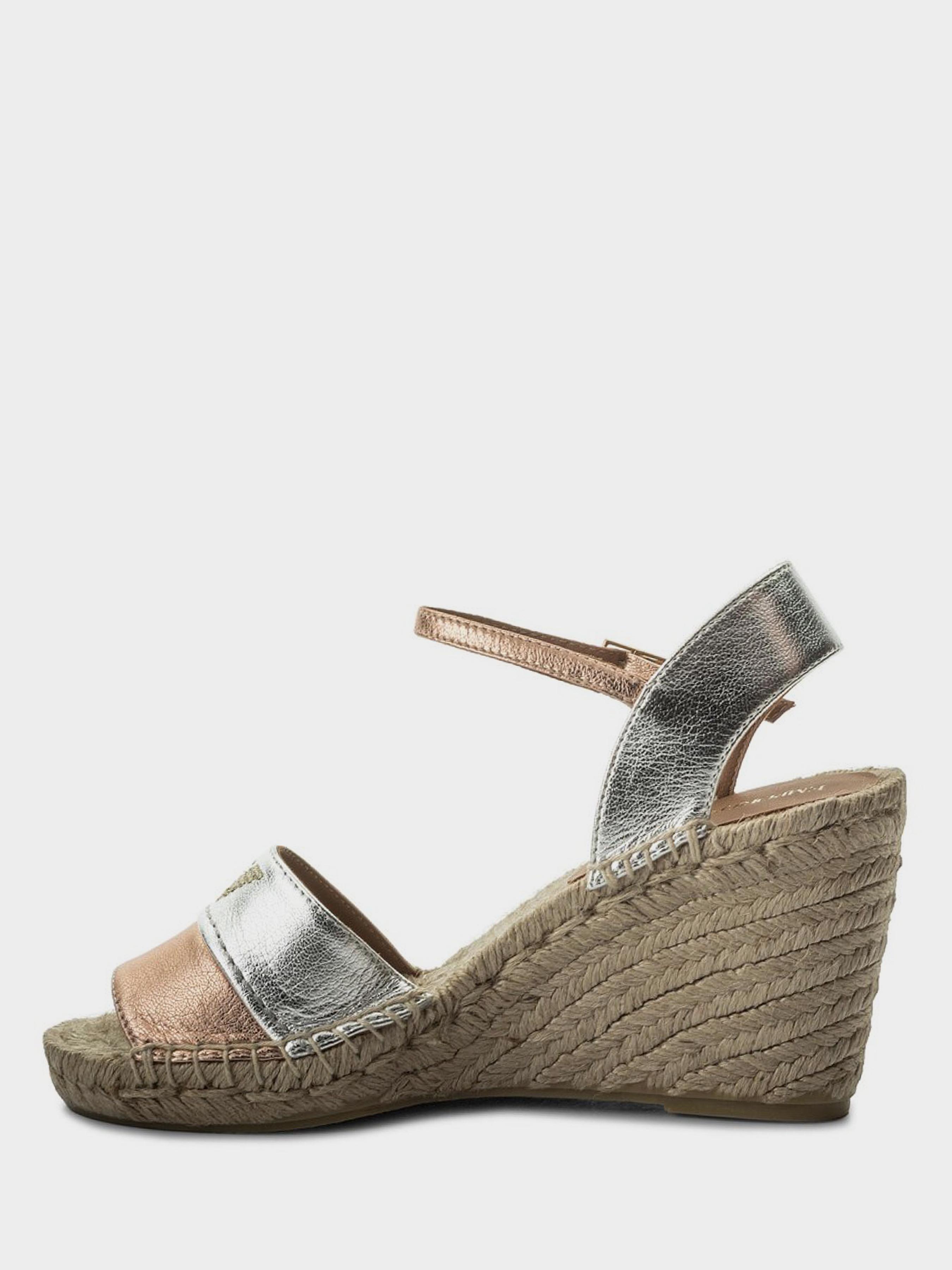 Босоножки для женщин Emporio Armani WOMAN SANDAL 5R29 модная обувь, 2017
