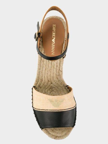 Босоножки для женщин Emporio Armani WOMAN SANDAL 5R30 модная обувь, 2017