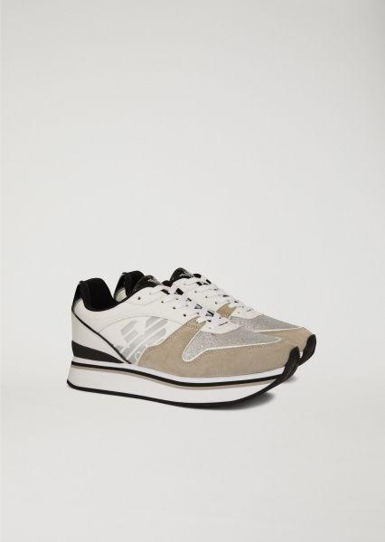 Кроссовки для женщин Emporio Armani WOMAN SNEAKER 5R33 размерная сетка обуви, 2017