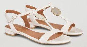 Сандалии для женщин Emporio Armani WOMAN SANDAL 5R7 модная обувь, 2017