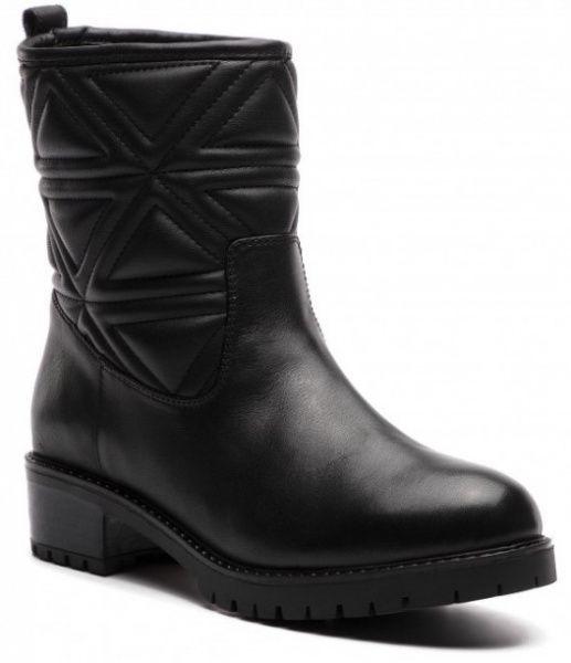 ec6c105da61a Ботинки для женщин Emporio Armani WOMAN LEATHER BOOT 5R75 размерная сетка  обуви, 2017