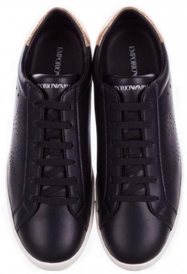 Кросівки  для жінок Emporio Armani WOMAN PVC/PLASTIC SNEAKER X3X042-XL483-C119 ціна, 2017