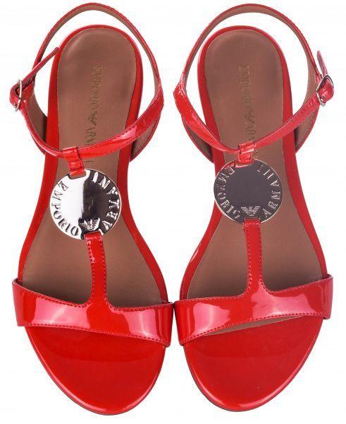Сандалии для женщин Emporio Armani WOMAN SANDAL 5R9 брендовая обувь, 2017