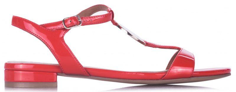 Купить Сандалии женские Emporio Armani WOMAN SANDAL 5R9, Красный