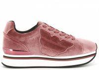 женская обувь Emporio Armani розового цвета отзывы, 2017