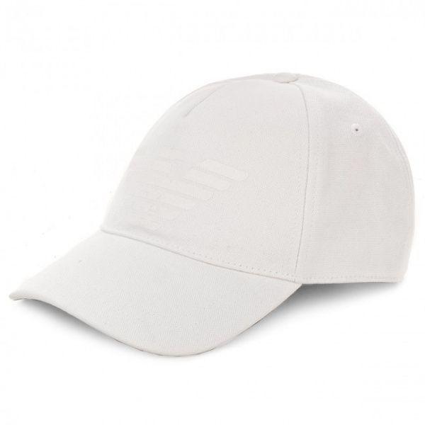 Кепка для мужчин Emporio Armani MAN BASEBALL JERSEY HAT 5S42 размеры одежды, 2017