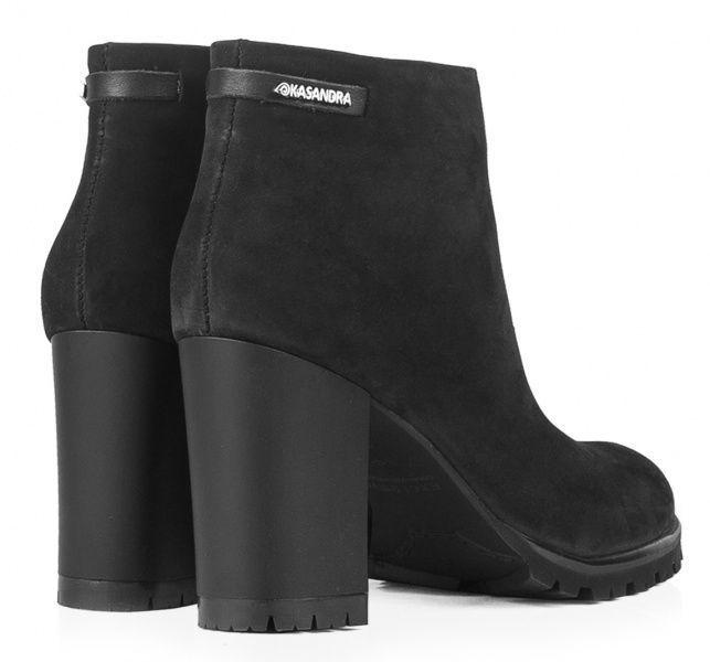 Черевики  для жінок Kasandra 077/NU4/B4 розміри взуття, 2017