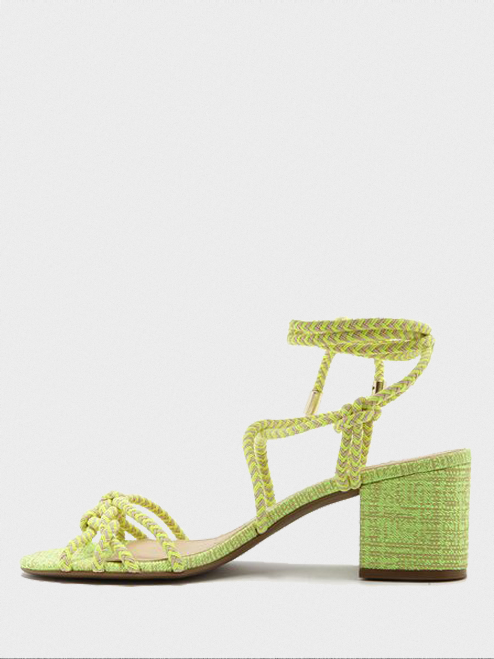 Босоножки для женщин Arezzo 5Z72 размерная сетка обуви, 2017