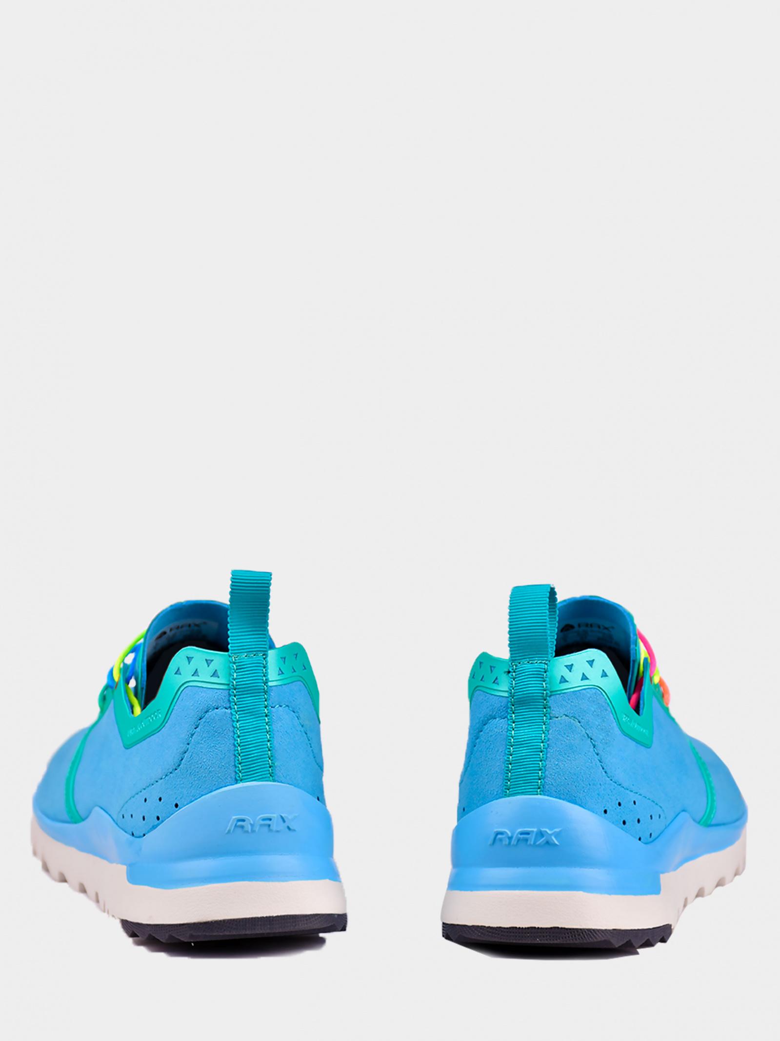 Кросівки  жіночі RAX 60-5C348W-BLUE розміри взуття, 2017