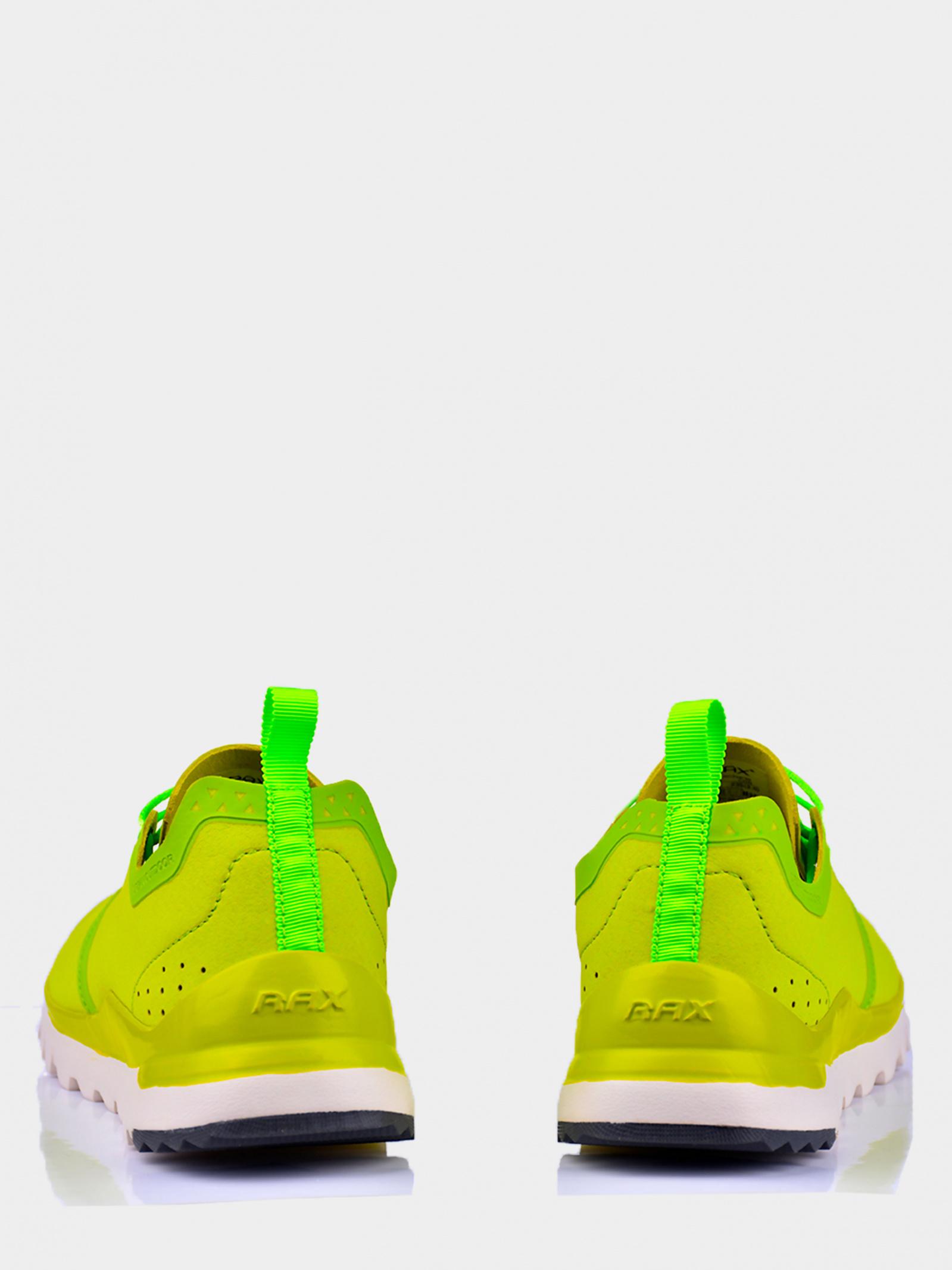 Кросівки  жіночі RAX 60-5C348W-GREEN брендове взуття, 2017