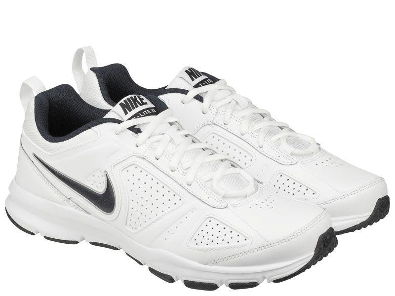 Кроссовки для мужчин NIKE T-LITE XI White 616544-101 купить в Интертоп, 2017