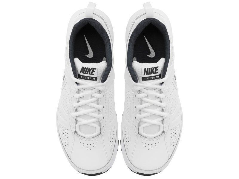 Кроссовки для мужчин NIKE T-LITE XI White 616544-101 фото, купить, 2017
