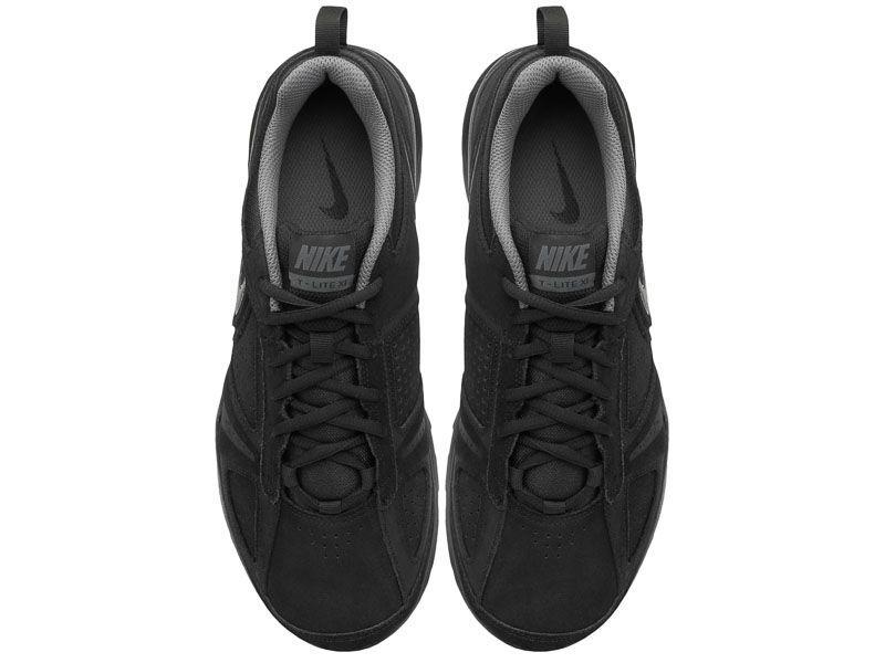 Кроссовки для мужчин NIKE T-LITE XI NBK Black 616546-003 размеры обуви, 2017