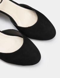 Босоножки женские Босоножки 61890149 черная замша 61890149 брендовая обувь, 2017