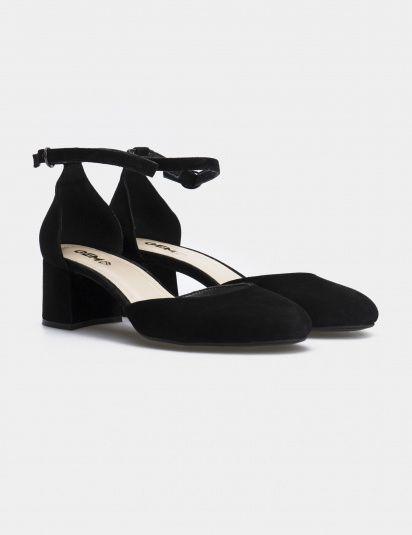 Босоножки женские Босоножки 61890149 черная замша 61890149 размерная сетка обуви, 2017