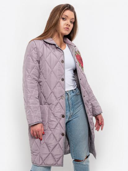 Пальто Dasti модель 62143321 — фото 2 - INTERTOP